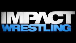 TNA ENTERTAINMENT, LLC IMPACT WRESTLING LOGO