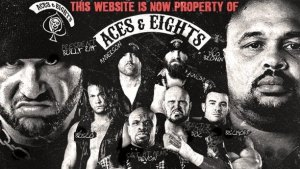 WEBSITE TAKEOVER: Aces And Eights take over the TNA Website