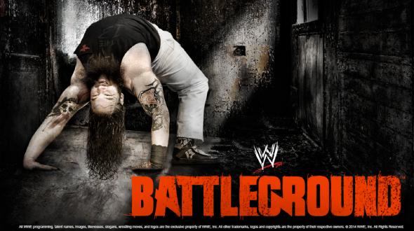 WWE Battleground 2014 (Previo) 01 Poster
