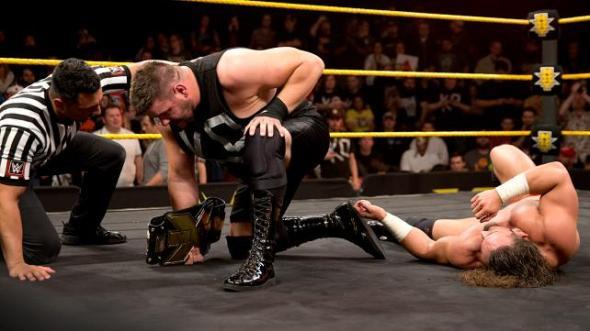 Kevin Owens Adrian Neville NXT
