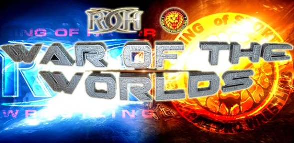 ROH NJPW War Of The Worlds 2014