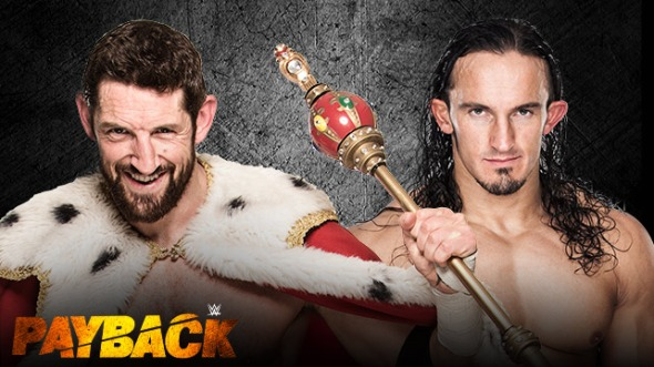Barrett Neville poster Payback