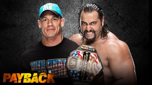 Cena I Quite poster Payback