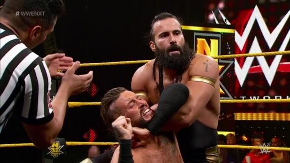Enzo Amore & Big Cass Vs Jason Jordan & Sylvester Lefort