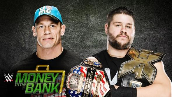 John Cena Kevin Owens