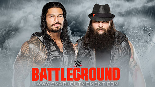 WWE-Battleground-2015-Roman-Reigns-vs-Bray-Wyatt