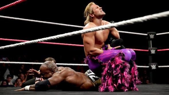 Apollo Crews Tyler Breeze
