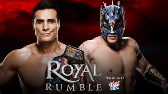 Kalisto ADR royal rumble 2016