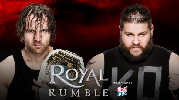 Owens Ambrose Royal Rumble 2016