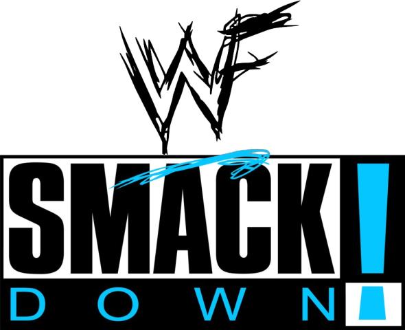 Old Smackdown logo