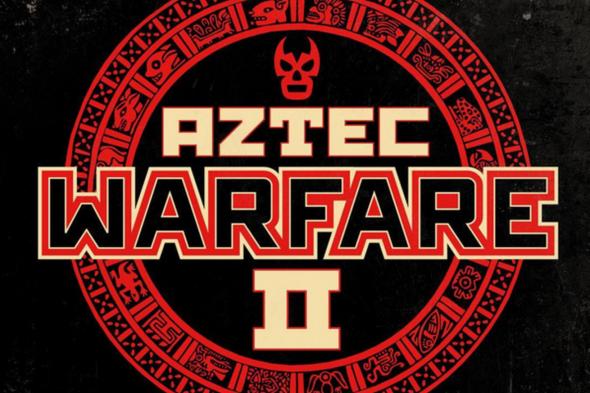 Lucha Underground Aztec Warfare 2