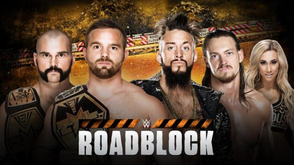 Roadblock NXT tag
