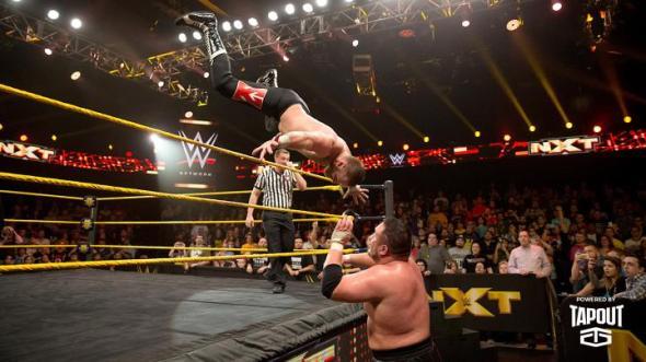 Sami Zayn and Samoa Joe NXT 2