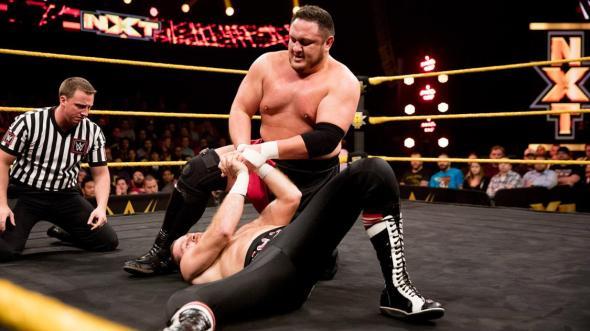 Sami Zayn and Samoa Joe NXT